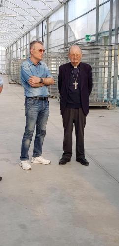 rovigo vivai_visita vescovo_01
