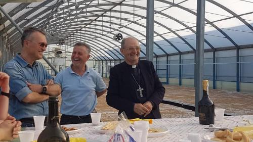 rovigo vivai_visita vescovo_09
